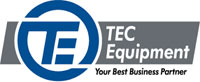 TEC Equipment Leasing Logo