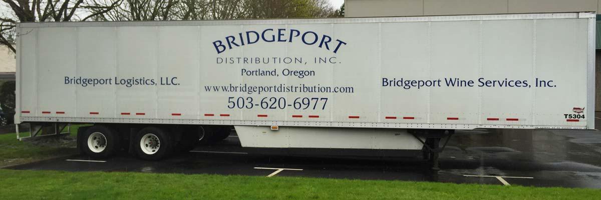 Bridgeport trailer