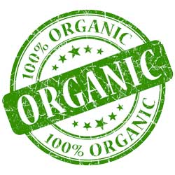 Food Being Label Organic